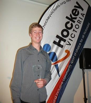 Umpire Coordinator Of The Year - Sean Fitzgerald (Newtown City Hockey Club)
